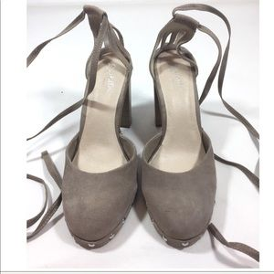 Seychelles Women's Lace Up Heels